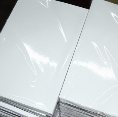 AU22.94 • Buy 100 A4 Inkjet Glossy Photo Paper 180gsm For All Printers