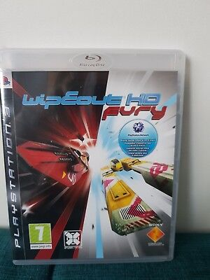 £29.99 • Buy WipEout HD Fury PS3 Fast Post Christmas Birthday Gift