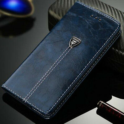 $ CDN6.47 • Buy Magnetic Flip Card Wallet Leather Phone Case Cover For Samsung Galaxy Note 8 S9