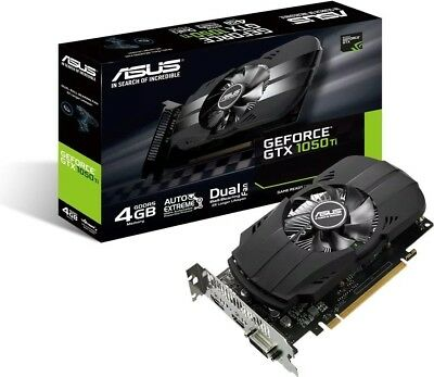 $ CDN407.30 • Buy ASUS Phoenix GeForce PH - GTX1050TI - 4G