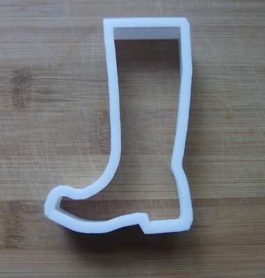 £3.89 • Buy Welly Wellie Boot Cookie Cutter Biscuit Pastry Fondant Wellington Boot Fs26