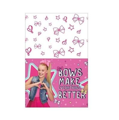 AU12.99 • Buy JOJO SIWA Birthday Party Supplies PAPER TableCloth Table Cover