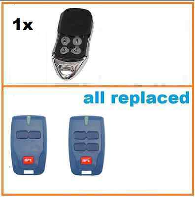 AU50 • Buy 2 X Compatible Remote For BFT Garage Gate Remote Type: B RCB TX2/TX4/0678
