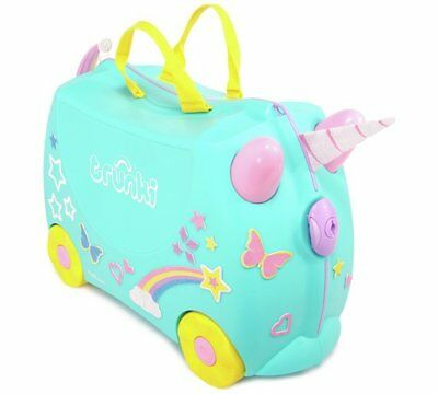 View Details Trunki Una The Unicorn Suitcase Trunki Was Created To Beat The Boredom Often_UK • 94.34$