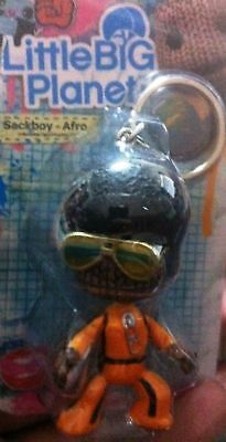 £9.99 • Buy Sony Ps Official - Little Big Planet – 2 Inch Key Ring Zip Pull – Sackboy - Afro