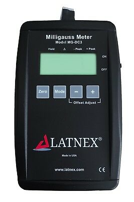 MG-DC3 DC Milligauss Meter And Magnetometer • 318.37£
