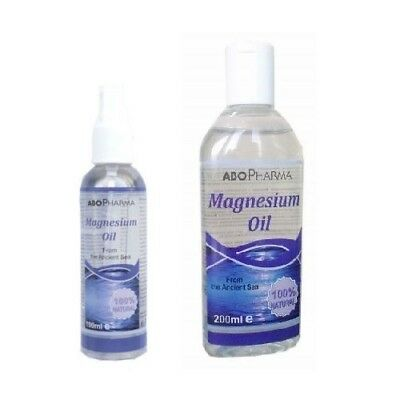£5.39 • Buy Magnesium Oil - Natural Product From Ancient Sea,muscles Cramps,nerves