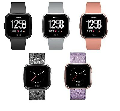 Fitbit Versa Health Companion Wearable Smartwatch