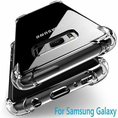 $ CDN5.52 • Buy 360° TPU Case Shockproof Protector Case Cover For Samsung Galaxy S8 Note 8 S9