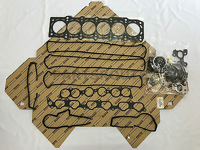 $ CDN593.18 • Buy Toyota Supra GS300 OEM 2JZ-GTE VVTi Turbo Engine Overhaul Gasket Kit 04111-46056