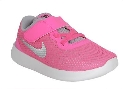 0b307c4d9930 Girls Nike Free RN Infant Toddler Kids Run Shoes Size  8C