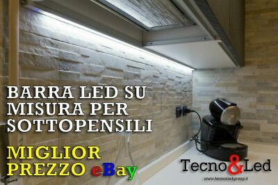 Led Per Pensili Cucina.Barre Led Sottopensile