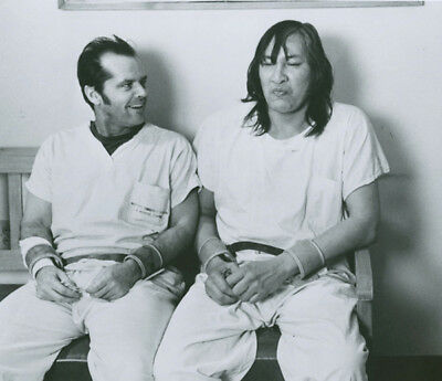 $ CDN3.53 • Buy One Flew Over The Cuckoo's Nest Photo - L6791 - Jack Nicholson And Will Sampson