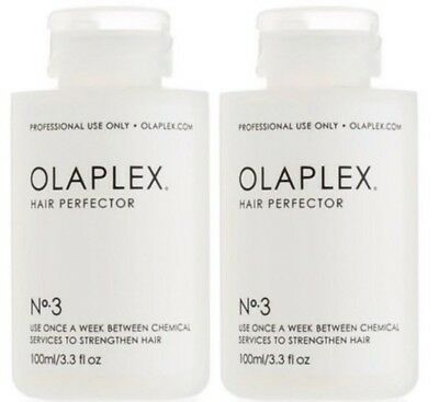 AU98.95 • Buy OLAPLEX NO.3 Hair Perfector 100ml 100% X 2
