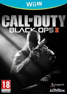 £13.99 • Buy Call Of Duty Black Ops 2 II Nintendo Wii U NEW - SUPER FAST DELIVERY