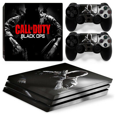 AU11.58 • Buy Call Of Duty Skin For  Playstation PS4 PRO Console Stickers & 2 Controllers Skin