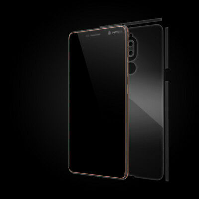 AU14.99 • Buy Nokia 7 Plus BACK + SIDES SHIELD Invisible Protector