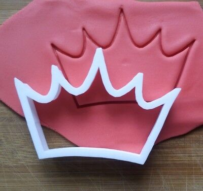 £3.89 • Buy Crown Princess Cookie Cutter Biscuit Pastry Fondant Stencil Silhouette FA8