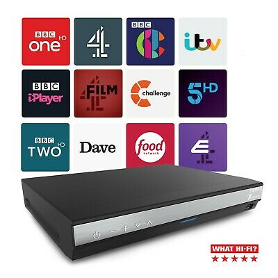 Humax HDR-2000T Freeview HD Recorder Set Top Box Play TV 500GB Aerial Needed • 84.95£