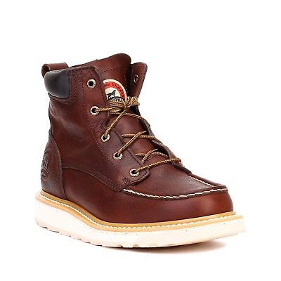 View Details Red Wing Irish Setter Men's Ashby 6  Aluminum Toe Work Boots 83606 • 129.95$