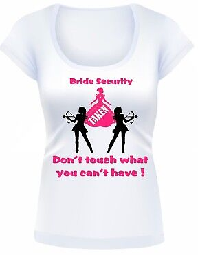 Personalised Hen Chicks Night Do Party T-Shirt Tops Wedding • 12.50£