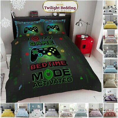 KING SIZE DUVET COVER SET | Grey Bedding Sets | Ultra Soft & Warm Quilt Covers • 14.99£