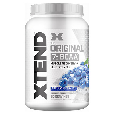 AU89.95 • Buy Scivation Xtend - Intra Workout Bcaa - 90 Serves Hydration Muscle Recovery