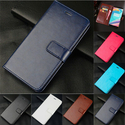 AU8.09 • Buy For OnePlus 9 8T 7T 7 Pro 6T 5T 3T Magnetic Wallet Card Flip Leather Case Cover