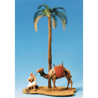 Sol Resin Factory, Mm071, 1/35, Arabian At Rest (2 Figures+base) • 26.59£