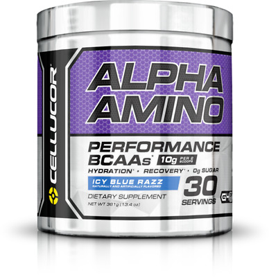 AU44.95 • Buy Cellucor Alpha Amino Bcaa - Performance Bcaa's Intra Workout Recovery