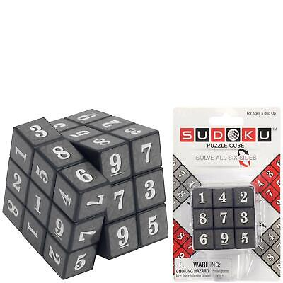Sudoku Puzzle Cube Brain Teaser Game  • 5.57£