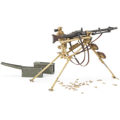 £32.99 • Buy SOL RESIN FACTORY, SCALE 1/16, MG34 On MG-Lafette, Cat.no. MM195