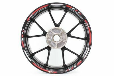 AU58.36 • Buy Rimstriping SpecialGP Yamaha YZF R1 Red Wheel Stripes Motorcycle Stickers