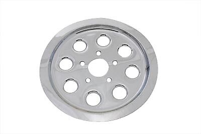 Rear Pulley Cover 61 Tooth Chrome,for Harley Davidson,by V-Twin • 47.52$