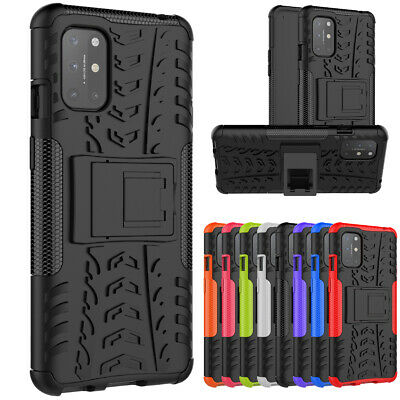 AU5.41 • Buy For OnePlus 8 Pro 7T 7 6T 6 5T Shockproof Heavy Duty Armor Kickstand Case Cover