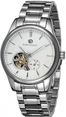 $201.49 • Buy Mens Automatic Stainless Steel Wrist Watch
