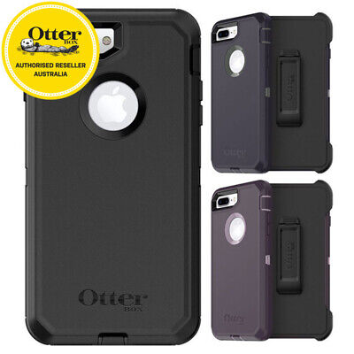AU87 • Buy OtterBox Defender Rugged Case For IPhone 7+/8 Plus Tough Shockproof Cover