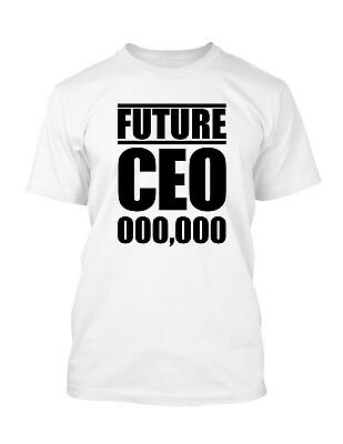 $22.99 • Buy Future CEO Tee Shirt To Match Sneakers Street Wear Mens Graphic Big And Tall Tee