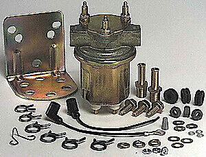 E8445 SP1155 In-line Universal 45-65 PSI 35 GHP Fuel Injection Pump /& 5//16 hose