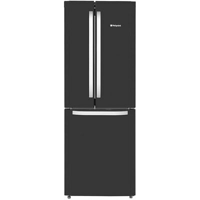 View Details Hotpoint FFU3D.1K Day1 A+ 70cm Free Standing Fridge Freezer 60/40 Frost Free • 529.00£