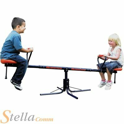 Hedstrom Kids Rotating Adjustable 2 Person Seesaw Garden Childrens Toy Playset • 49.99£