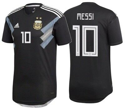 8f097b96e Adidas Lionel Messi Argentina Authentic Match Away Jersey World Cup 2018. •  220.00