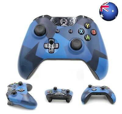 AU79.99 • Buy AU Midnight Forces Edition MS X Box One Wireless Game Controller Gamepad For PC