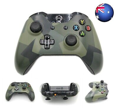 AU79.99 • Buy AU Armed Forces Edition MS X Box One Wireless Game Controller Gamepad Fr Windows