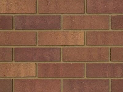 400 Per Pack Ibstock Tradesman Heather 65mm Bricks, Wall, Extension,  • 358.73£