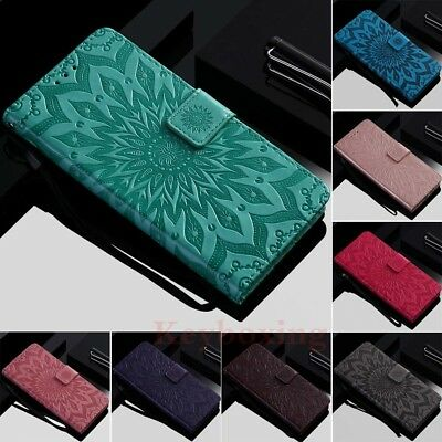 AU6.15 • Buy For OnePlus 6 5T 5 LG G7 K30 Wallet Card Holder Flip Stand Leather Case Cover
