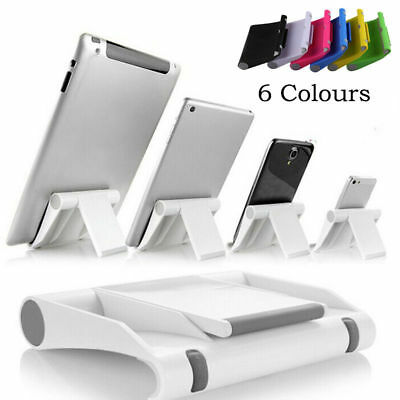 $1.59 • Buy Universal Cell Phone Foldable Table Desk Stand Holder For Mobile Phone Tablet PC