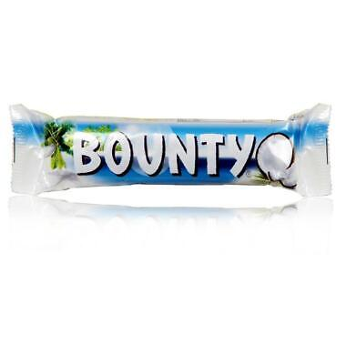 BOUNTY MILK CHOCOLATE _ Full Box Of 24 Bars • 12.69£