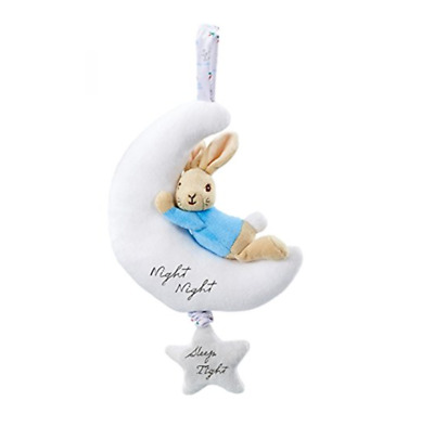 Peter Rabbit Night Night Soft Musical Toy Beatrix Potter Gift - FAST DISPATCH! • 21.97£
