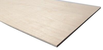 £22.98 • Buy Bulk Packs Of 3mm X 300x600mm Birch Ply Plywood Sheets SECONDS - Laserply Laser
